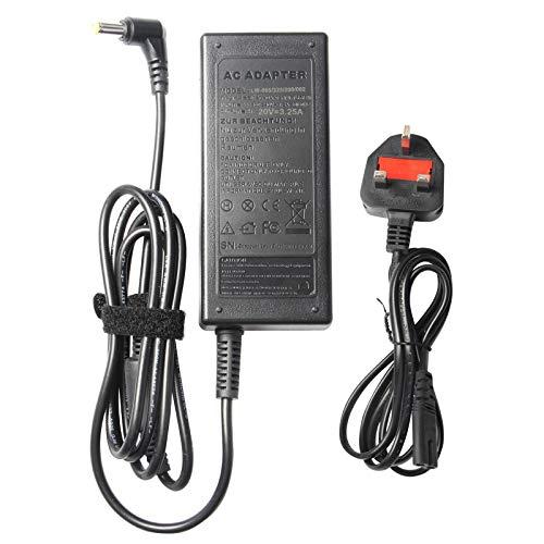 ARyee 20V 3.25A AC Adapter Laptop Charger for Fujitsu Siemens Esprimo Mobile V5535, Lifebook AH530 AH531 A1645 L1310G L7300 L7320 Li1705 M1451G