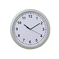 Xinxin Wall Clocks for Office Wall Clock Hidden Safe Clock Safe Secret Safes Hidden Safe Wall Clock for Secret Stash Money Fashion Cash Hide Items 25X25X7Cm Beautiful and Exquisite Unique Style