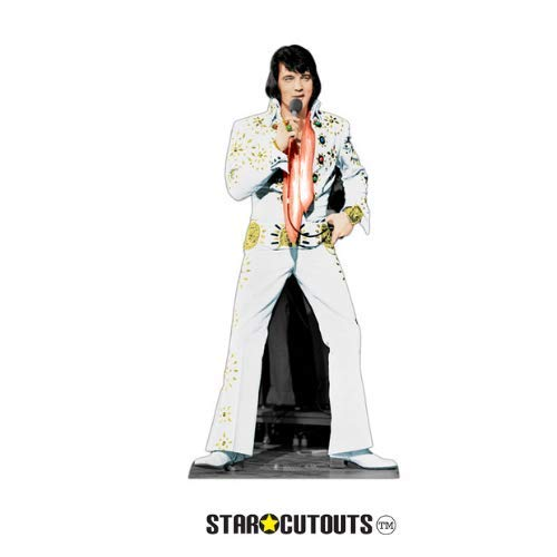 Star Cutouts Pappaufsteller von Elvis Vegas Alternative Bild