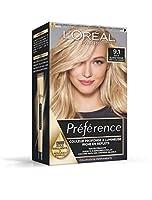 Coloration permanente à la nuance blonde nordique et lumineuse, Convient aux cheveux blonds à blonds clairs, Jusqu'à 8 semaines d'éclat Un résultat expert riche en reflets, une couleur subtile lumineuse et toutes en nuances, Jusqu'à 100% de couvertur...