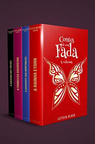 Box Contos de Uma Fada: 4 volumes