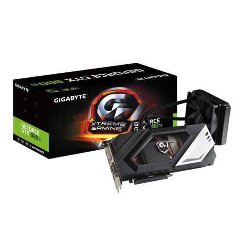 Gigabyte GeForce GTX 980 Ti Xtreme Gaming WaterForce 6GB GDDR5 - Tarjeta Gráfica