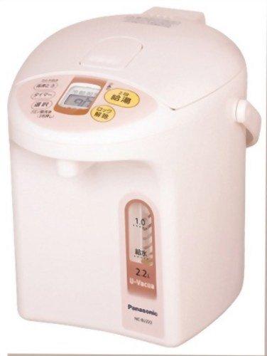 パナソニック 沸騰浄水ジャーポット ピンク NC-BJ222-P
