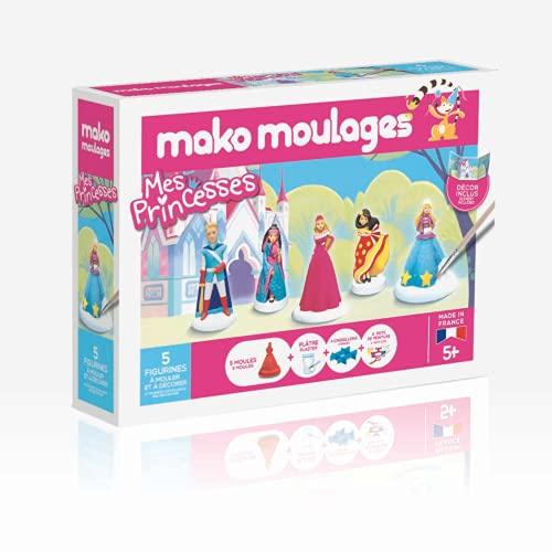 mako moulages Coffret Mes princesses-39066, 39066