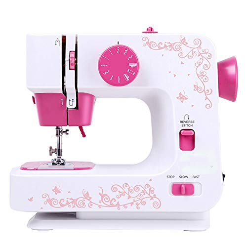 Sewing Machine, Hand-held Sewing Machine, Portable Electric Sewing Machine, Electric Sewing Machine, Household Tools for DIY Clothing Crafts and Family Travel Home use Multifunction