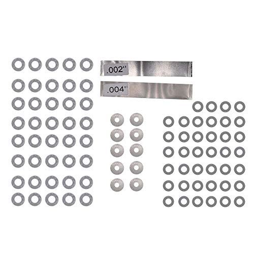 HuthBrother Injector Tune Up SHIM Kit Fits 1994-2003 7.3L powerStroke Diesel Engines (NO TOOLS)