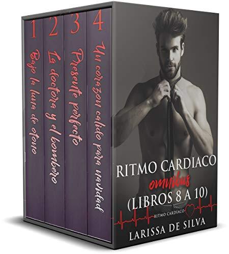 Ritmo cardiaco: Omnibus : Libros 8 a 10 de Larissa de Silva