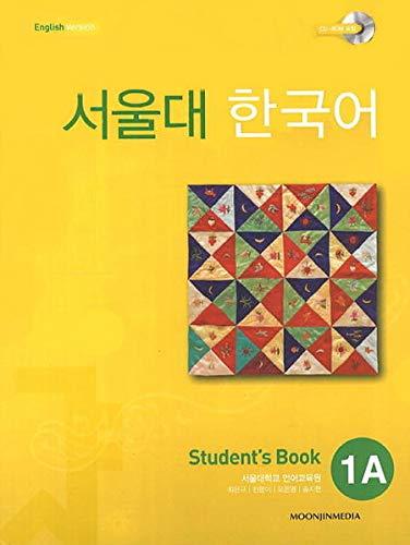 KOREAN LANGUAGE 1A,STUDENT'S BOOK-W/CD