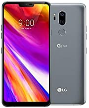 LG G7 ThinQ 6.1in LM-G710TM TMobile 64GB Android Smartphone (Renewed) (Platinum Gray)
