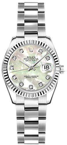 Rolex Lady-Datejust 26 Mother of Pearl Dial Women's Watch (ref. 179174)