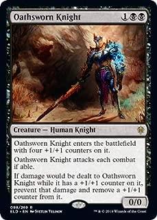 Magic: The Gathering - Oathsworn Knight - Throne of Eldraine