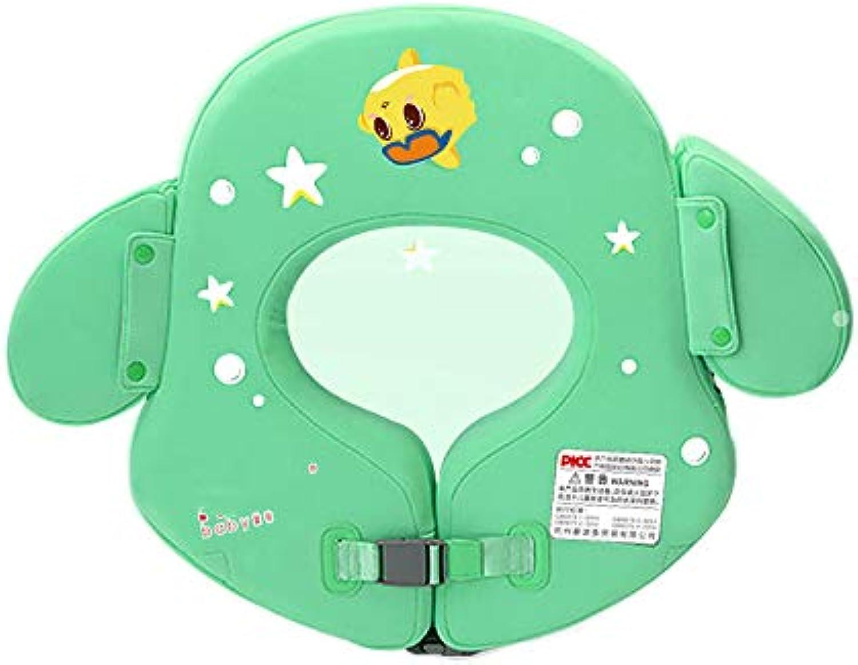 LXMBox Baby Schwimmen Float Trainer Ring Kind Unterarm Kreis Frei Aufblasbar, Einstellbar, Pool Spielzeug für 2-5 Jahre