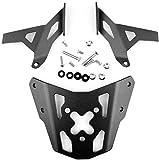 Jiewei Moto Accesorios de la Motocicleta portabultos Extended Carrier Plate Kit for K-a-w-a-s-a-k-i ER-6N ER-6F 2012-2016 Motor Accesorios Porta Carga para estrenar