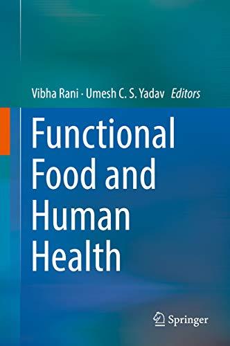 Functional Food and Human Health (English Edition)