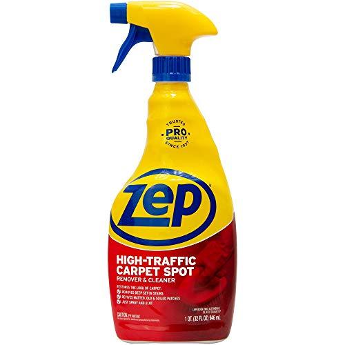 Zep 32 ounce high-traffic carpet cleaner ZUHTC32