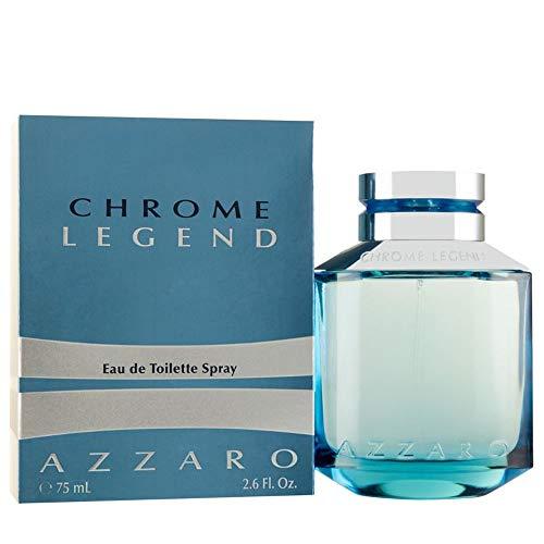 Azzaro Chrome Legend De Loris Azzaro Eau De Toilette Masculino 125 ml