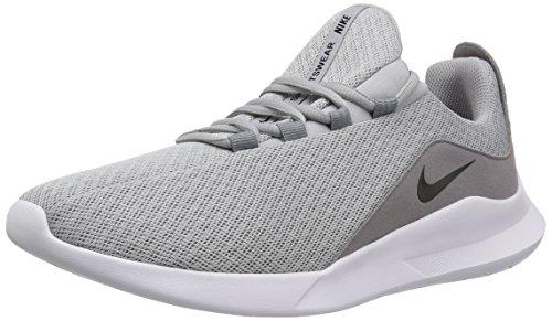 Nike VIALE, Scarpe da Ginnastica Basse Uomo, Multicolore (Wolf Black/Cool Grey 001), 41 EU