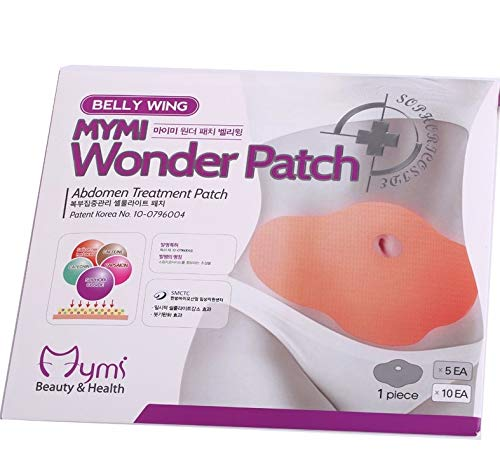 Wonder Patch Belly Wing, 5 Sheets