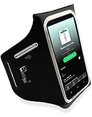 RevereSport Waterdichte iPhone 12 Running Armband. Premium Sports Arm Telefoon Case Houder voor Runners, Oefening & Gym Trainingen