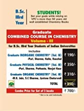 GRADUATE COMBINED COURSE IN CHEMISTRY VOLUME III