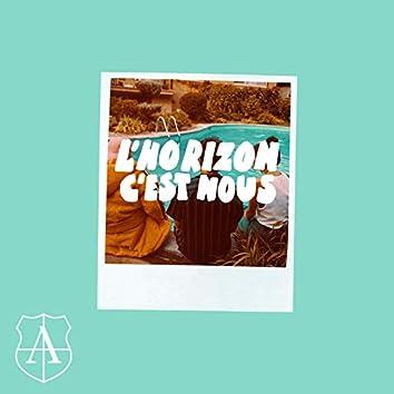 L'horizon c'est nous (Chanson thème de L'Académie) – Single