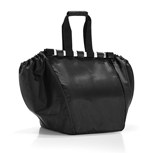 reisenthel easyshoppingbag black Maße: 32,5 x 38 x 51 cm / Volumen: 30 l