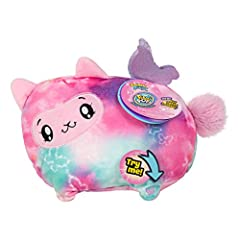 "11"" Led light-up plush that lights up like fairy lights with 3 modes: sparkle mode, Twinkle mode, or watch them Twinkle softly in glow mode. Super soft and cuddly plush toy with glittery fairy wings, for hours of endless hugs. Collect all 3 adorable ..."