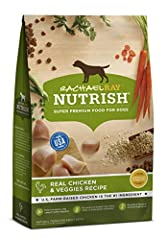 Contains (1) 28 Pound Bag of Dry Dog Food U.S. farm-raised chicken is the #1 ingredient No poultry by-product meal, filler, wheat, or wheat gluten ingredients Natural dog food with added vitamins & minerals Safely USA cooked with the world's best ing...