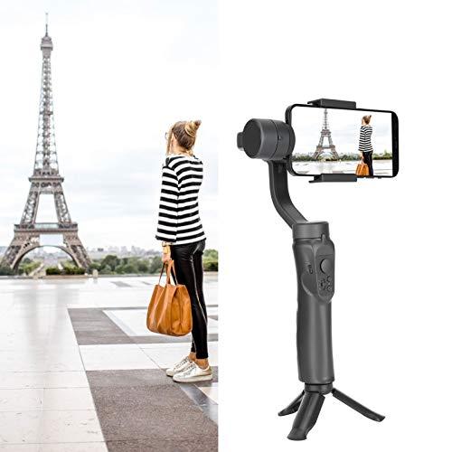 Snufeve6 Trípode para Selfies, Equipado con un trípode, Palo para Selfies, fácil de Ajustar con 3 Modos Diferentes Oficina de Viaje para el hogar de la Escuela