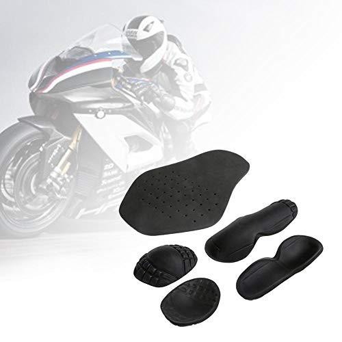Farmer-W motorkleding, beschermende kleding voor de elleboog, voor het fietsen, afneembaar, van EVA, beschermende kleding voor motorfiets, beschermingsuitrusting voor racesport