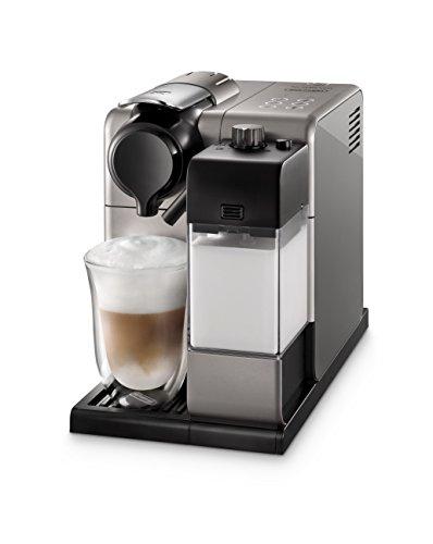 Nespresso Lattissima One de De'Longhi, Plateado, 1
