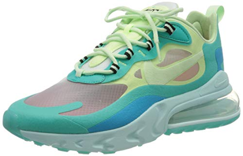 Price comparison product image Nike Air Max 270 React (Hyper Jade / Frosted Spruce 12)