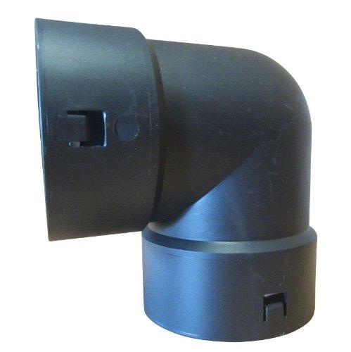 Winkel Stück - 90 Grad Stück - Drainagerohr Zubehör DN50