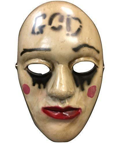 Toys And Masks La Purga anachy ' Dios ' Película...