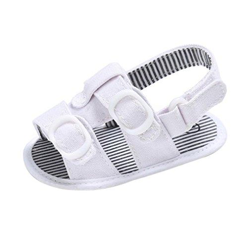 B/éb/é 0-18 Mois Fille gar/çon Tassel Crib Chaussures Souples Semelle Anti-d/érapant Sandales Transer Sandales b/éb/é