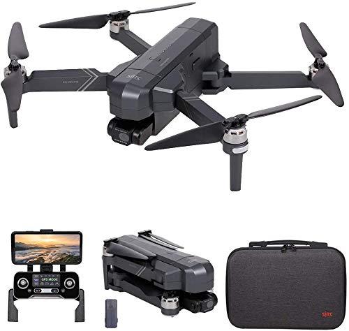 Drone GPS SJRC F11 4K PRO, Drone FPV WiFi 5G con videocamera HD 4K, Gimbal a 2 assi e motore Brushless, Quadricottero RC pieghevole (1 Batteria)