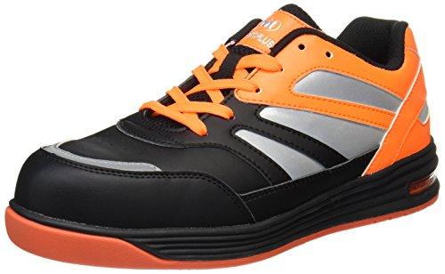 [ミドリ安全] 安全作業靴 JSAA認定 高視認 プロスニーカー WPA-RF01 メンズ オレンジ 26.5 cm