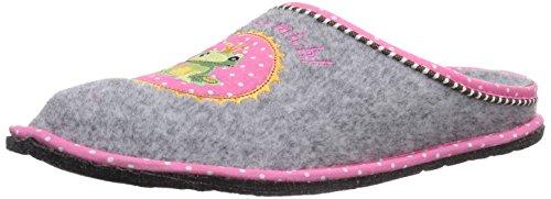 Softwaves Damen 522 154 Pantoffeln, Grau (lt.Grey 226), 36 EU