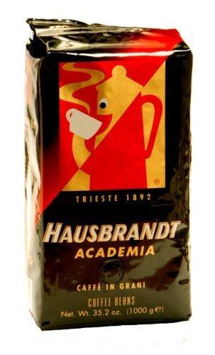 2 x Hausbrandt Kaffee Espresso - Academia 1000g Bohne