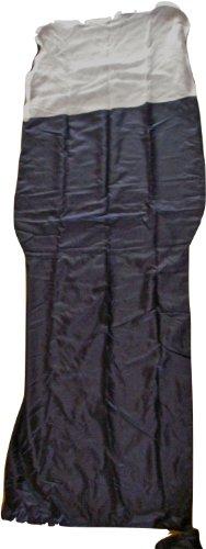 Nomaquito - Der Tropenschlafsack mit integriertem LLI-Moskitonetz Blau