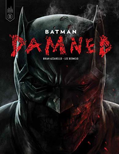 Batman-damned - batman - damned  - tome 0 (DC Black Label)