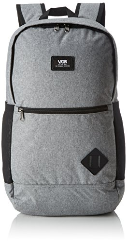 Vans VAN DOREN III BACKPACK Mochila tipo casual, 52 cm, 29 liters, Gris (Heather Suiting)
