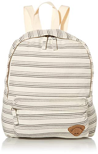 Billabong Women's Mama Mini Backpack, Black/White, One Size