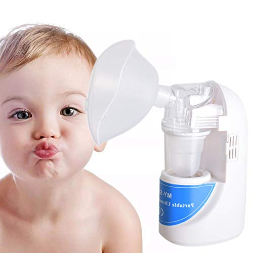 Ofanyia Cool Mist Inhaler Handheld Inhaler Sonic Aromatherapy Essential Oil Humidifier