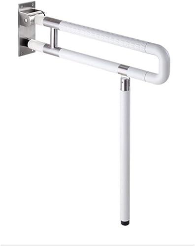Anti-Rutsch-Barrierefreies Klapp-Sicherheitshandlauf für ältere Menschen Behindertengerechtes Bad WC WC WC-Griff