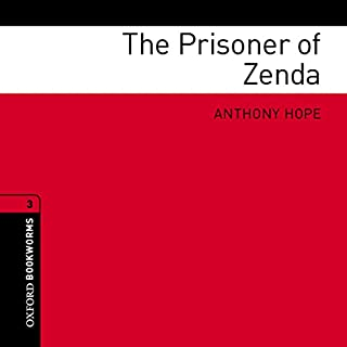 The Prisoner of Zenda (Adaptation) audiobook cover art