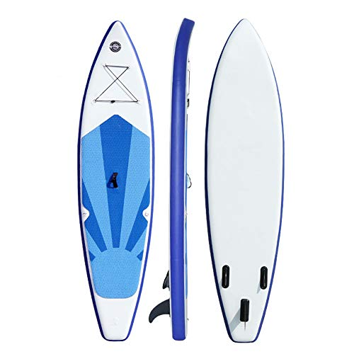 YUANYI Stand Up Paddle Board Aufblasbares SUP Für Erwachsene Kinder Anfänger Intermediate Yoga Paddleboard Hard Shell Set