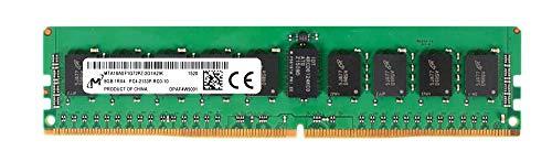 Micron 8GB DDR4 2133MHz 288 Pin MTA18ASF1G72PZ-2G1A2IK ECC D
