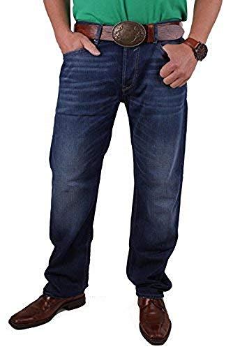 Diesel Waykee R0835 Herren Jeanshose Regular Straight Gr. 30W x 32L, blau