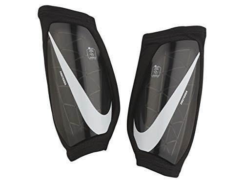 Nike Unisex Jugend Protegga Schienbeinschoner, Black/Black/White, L